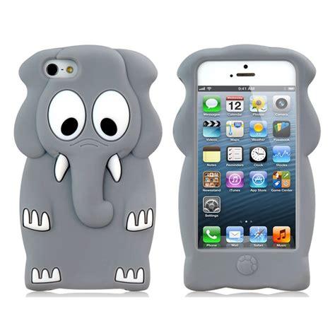 3d elephant iphone 5 3d cake image