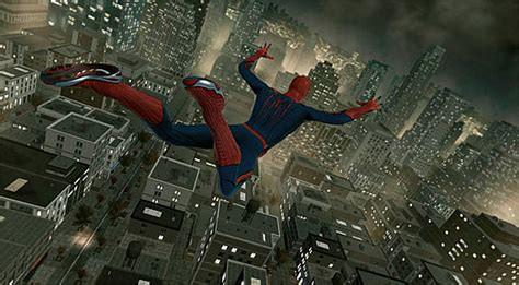 amazing spider man video game launch trailer swings