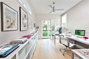 4 modern ideas for your home office decor for Modern decorating ideas for home