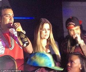 Khloe Kardashian back in LA after trip to Florida with ...