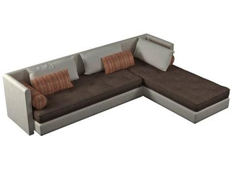 chaise nomade nomade convertible sofa 3d model ligne roset