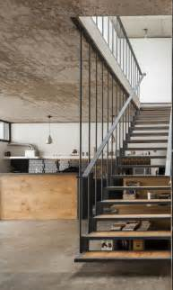 Escalier Loft by Designs D Escalier Suspendu Le Look Du Loft Moderne