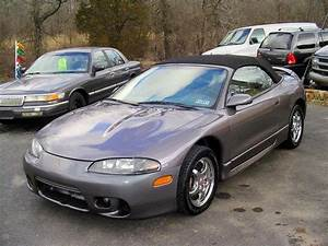 1997 Mitsubishi Eclipse Spyder Gs