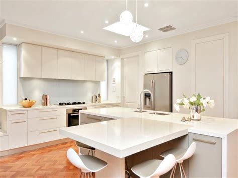 Geometric Cabinet by Stainless Steel In A Kitchen Design From An Australian