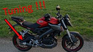 Mt 125 Tuning : yamaha mt 125 tuning mivv gp steel mtdriver youtube ~ Jslefanu.com Haus und Dekorationen