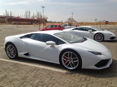 The Huracán Lp610-4 Is Much Faster Than What Lamborghini