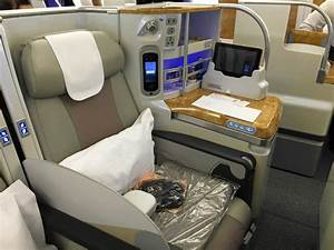 Review: Emirates A380 Business Class