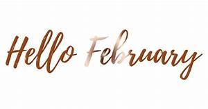 Hello February - Kimberley Jessica