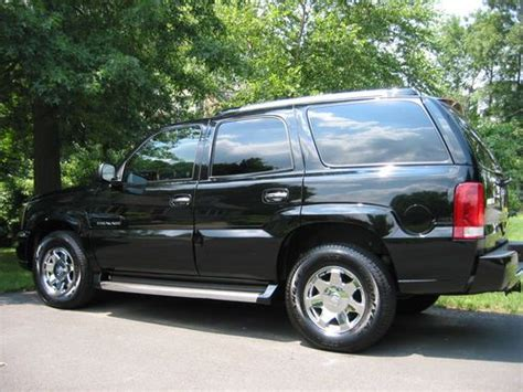 sell used 2003 cadillac escalade sell used 2003 cadillac escalade immaculate condition