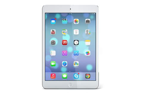 ipad mini 1 have retina