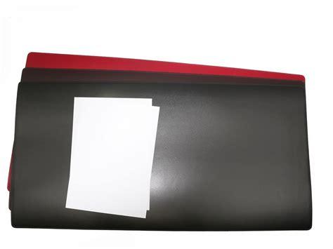 sous de bureau en cuir grand sous de bureau en cuir noir 80 cm par 40 cm