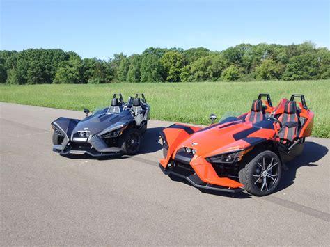 A Three-wheeled Roadster