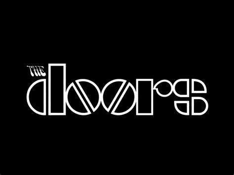 The Doors Logo  Music  Logonoidm. Canada Nursery Decals. Educational Tour Banners. Banner Transparent Background Banners. Scrim Banners. Windows 98 Logo. Sport Car Logo. Upper Lobe Signs. Compass Lettering