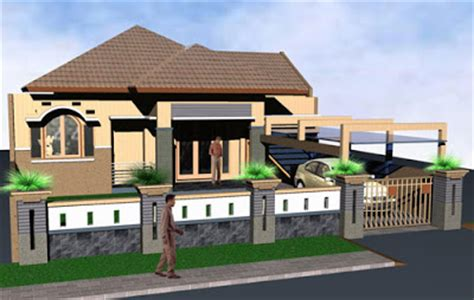 60+ model pagar rumah minimalis terbaru (besi, batu alam dan kayu).contoh gambar pintu pagar tembok rumah minimalis modern model terbaru 2019. Model Desain Pagar Rumah Minimalis Modern - Fahriemje Blog