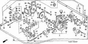 Honda Hrc216k1 Hxa  A Lawn Mower  Usa  Vin  Mzan