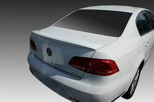 Aileron    Becquet Rs Pour Volkswagen Passat B7  2010