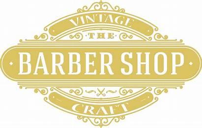 Barbershop Grooming Gold Hair Vector Palm Beach