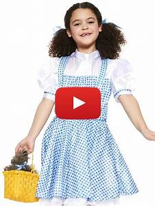 Cards Invitations For Birthdays Dorothy Child Costume Party Delights