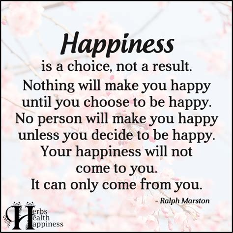 happiness   choice  eminently quotable quotes