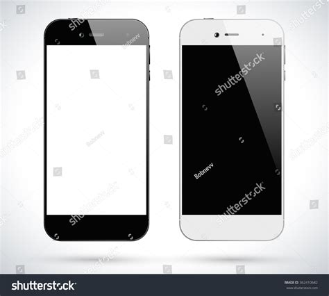 smartphone black and white black and white smartphones smartphone front view