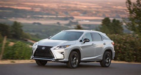 2019 Lexus Rx 350 F Sport Suv by 2019 Lexus Rx 350 F Sport Review Stylish Tech Focused