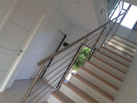 inspiration am 233 nager un garde corps d escalier inox d 232 s l entr 233 e de sa maison inoxdesign