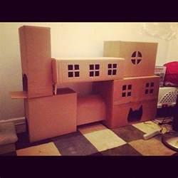 diy cardboard cat house 25 best ideas about cardboard cat house on