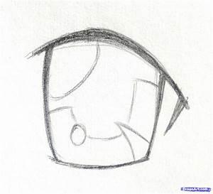 Simple Girl Eyes Drawing Drawn Anime Eye | Johnnybro's How ...