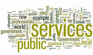A Career in the Public Services | London's Specialist ...