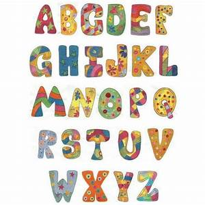 chunky alphabet machine embroidery font designs by juju With chunky letters