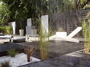 agencement de jardin exterieur jardin japonais reference With idee deco jardin avec cailloux 7 idee bordure jardin 50 propositions pour votre exterieur