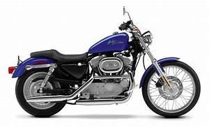 Harley Davidson 883 Sportster Custom Specs