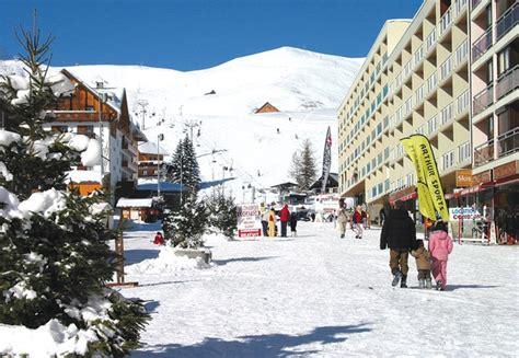 station de ski la toussuire alpes du nord savoie vacances