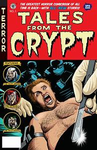 AUG161840 - TALES FROM THE CRYPT #1 - Previews World