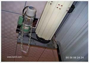Moteur Porte Garage : moteur porte de garage m rignac pessac ~ Edinachiropracticcenter.com Idées de Décoration