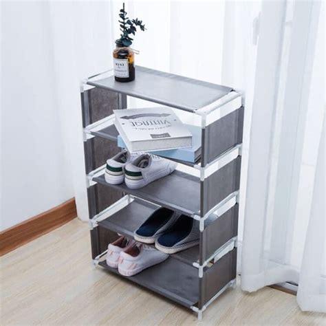 Rak Sepatu 5 Susun rak sepatu portable 5 susun serbaguna kemasan plastik