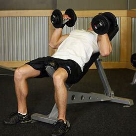 Hammer Grip Incline Db Bench Press  Exercise Videos
