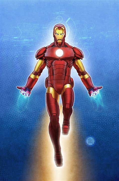 Iron Man Marvel Comics The Daily Pop