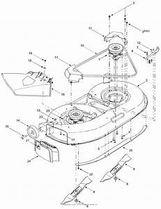 Mtd 13a7660g752  2004  Parts Diagram For Deck Assembly  U0026quot F U0026quot   U0026  U0026quot G U0026quot