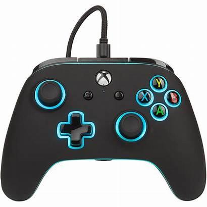 Xbox Controller Spectra Enhanced Powera Wired Illuminated