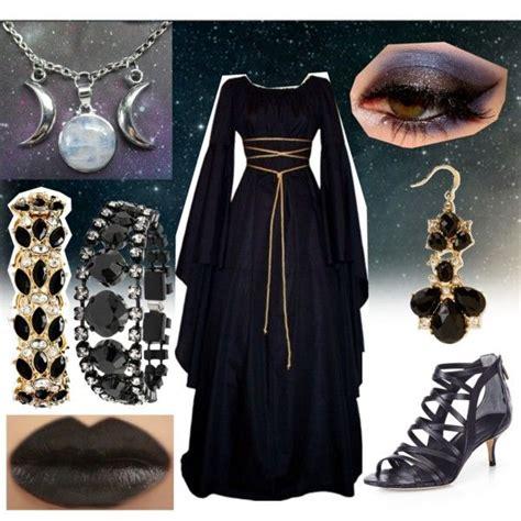 hexe kostüm nyx goddess of the my style