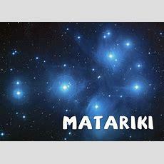 Matariki Is The Traditional Maori New Year  New Zealand  M… Flickr