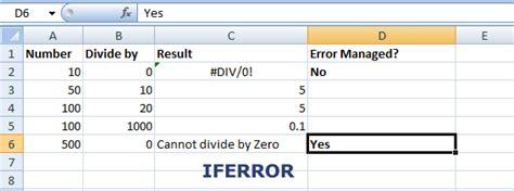 excel iferror function explained  vlookup