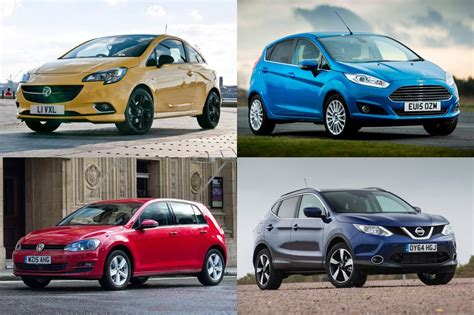 Best-selling cars 2016 - pictures   Auto Express