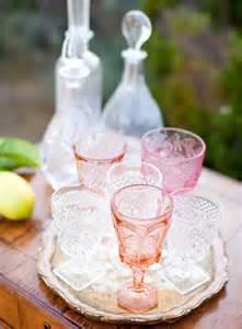 Vintage Rose Colored Glasses
