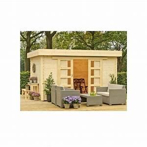 Abri De Jardin Toit Plat : abri de jardin en bois toit plat ~ Dailycaller-alerts.com Idées de Décoration