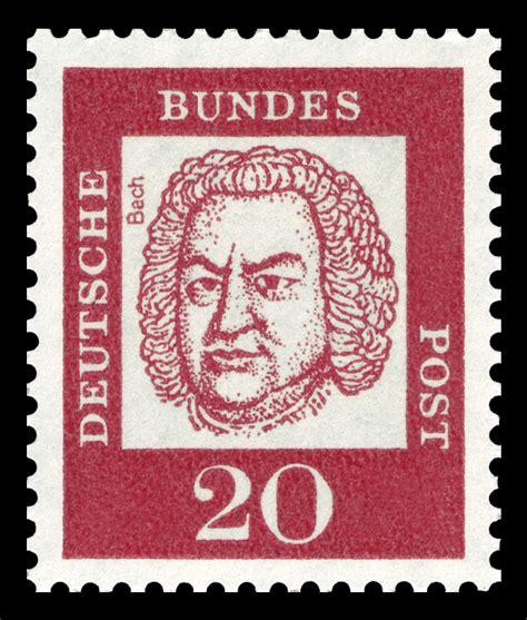 wertvolle deutsche briefmarken briefmarken jahrgang 1961 der deutschen bundespost