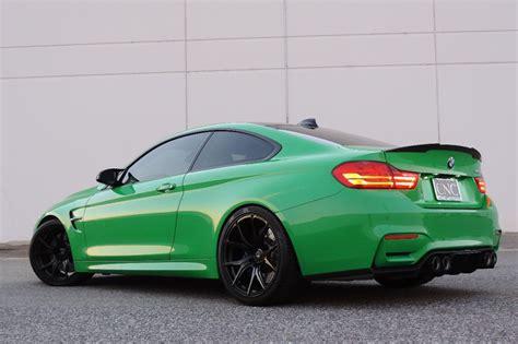 graham rahals signal green    sale bmw car club