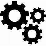 Icon Gears Mechanical Svg Onlinewebfonts
