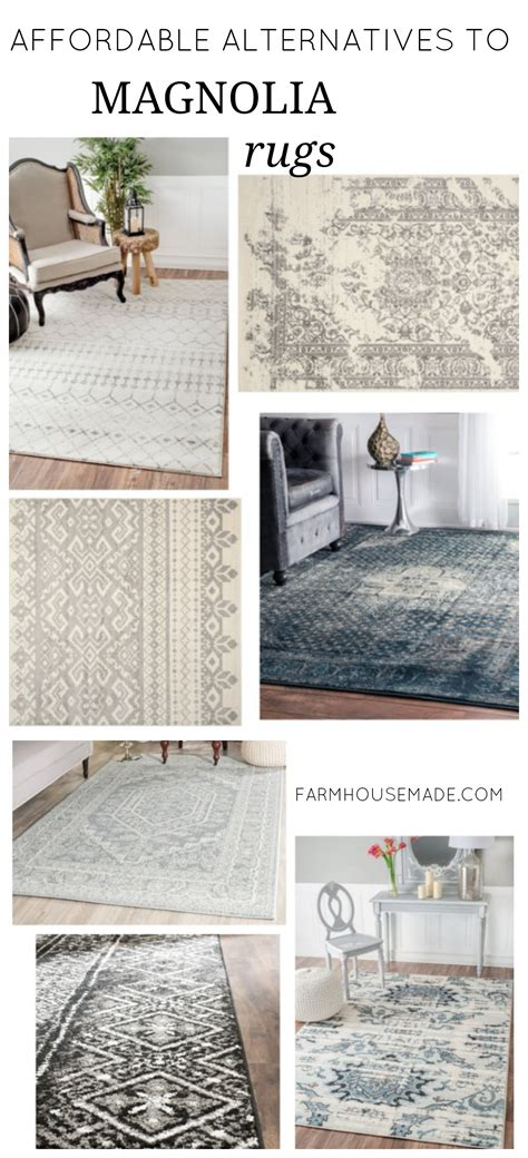 farmhouse living room rug what to do when you can t afford joanna s rugs farmhouse Modern